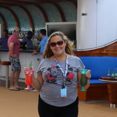 Sailing on the Disney Dream