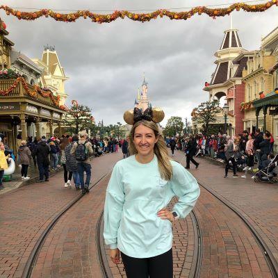 My trip to Disneyland Paris