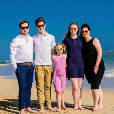 Family beach vacations are amazing