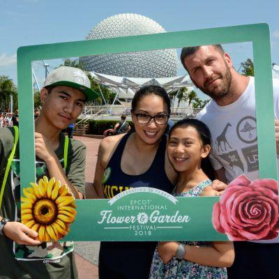 Epcot International Flower and Garden Festival rocks!