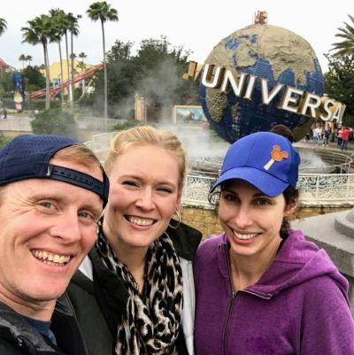 Universal Orlando is a fun time