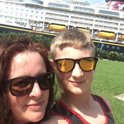 Sailing on the Disney Wonder