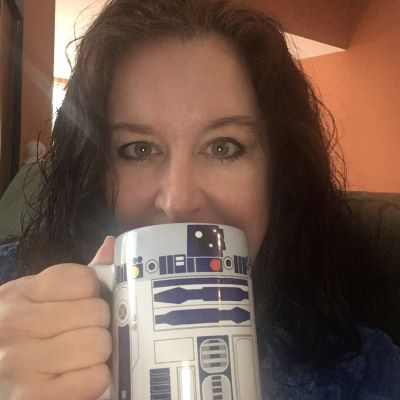 I love my C3PO mug