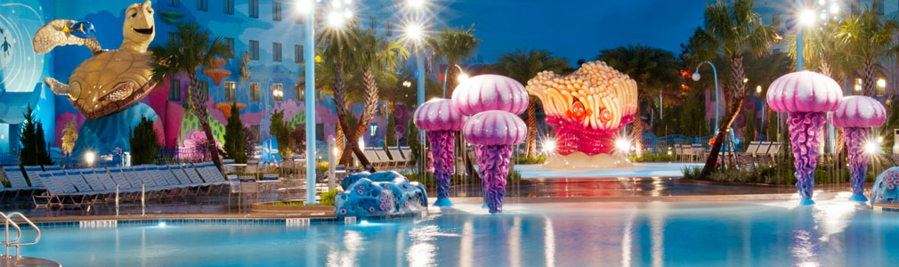 Disney's Art of Animation Resort ©