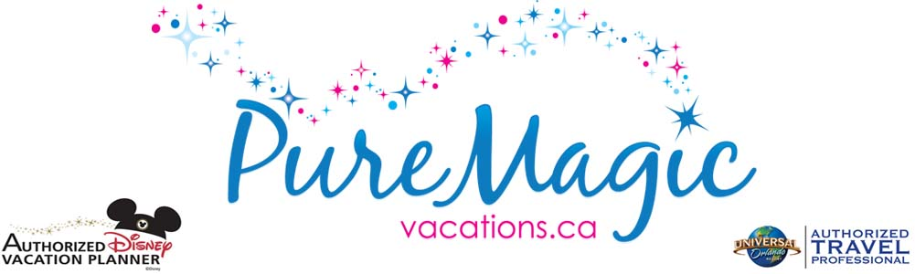 Pure Magic Vacations Inc. Disney Travel Agent Canada. Experts In Disney Destinations. Authorized Disney Vacation Planners